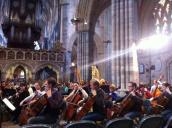 Orchestra of the Swan at Exeter Cathedral